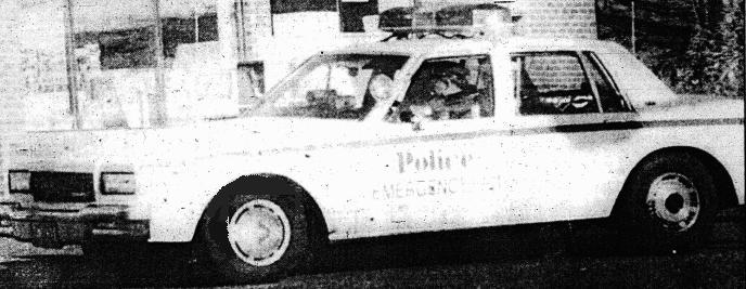 1988 Chevy Caprice