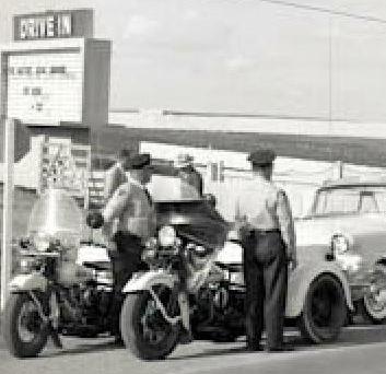 1950s Harley Servicar