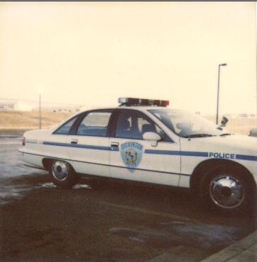 1992 Chevy Caprice